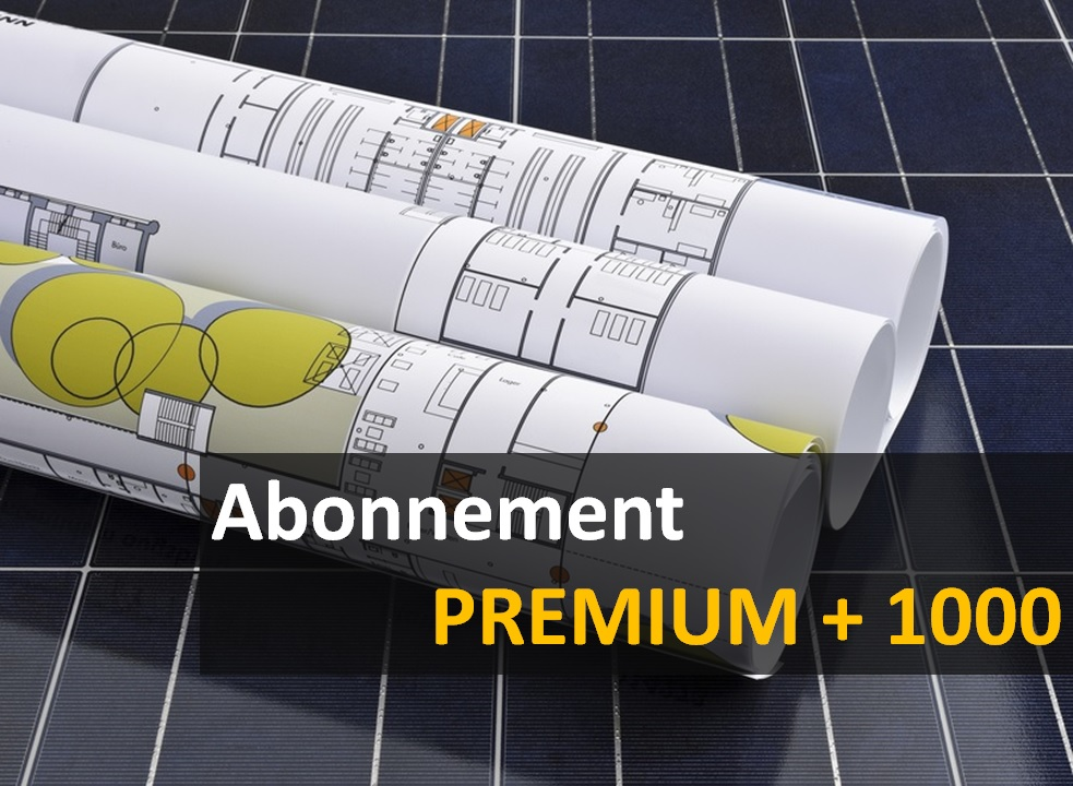 Abo Premium +1000