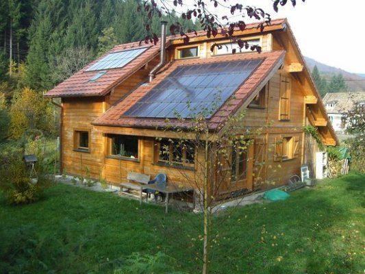 Maison résidentielle intégrée