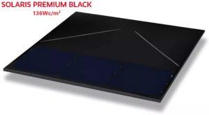 Solaris Premium Black - 136Wc_m2