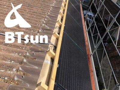 Cottier - Création couvert photovoltaïque - Romanel